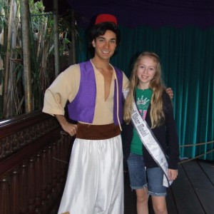 Nicole Merritt - Pre-Teen with Aladin