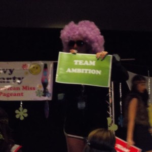 Team Ambition is groovy!