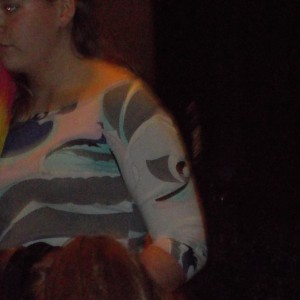 Groovy shirt!