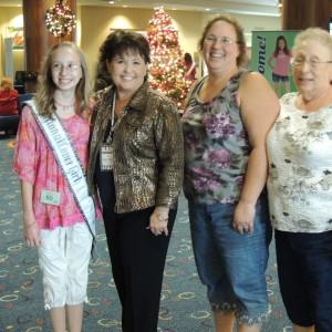 Rachel, Sandy, Kathy & Karol