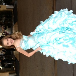 Hannah Gold NC Pre-Teen Formal Wear