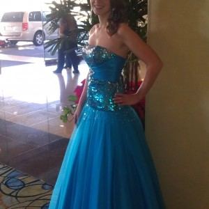 Brittney 2012 Natls Formal Wear