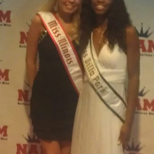 Me & miss illinois