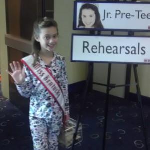 PJ Day Five... Miss Kentucky Brennan Walters