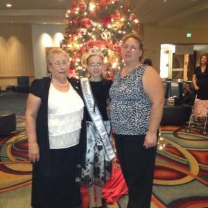 Grandma, Rachel(me), Mom