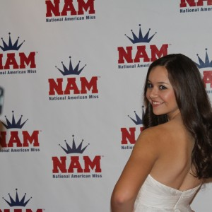 Miss Va Jr. Teen - Sydni Alexander - red carpet photo shoot