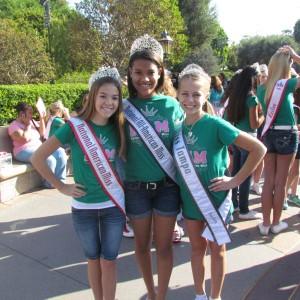 Pre-teen Queens!