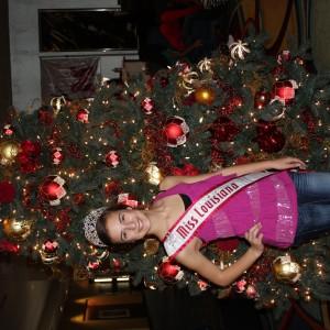 Merry Christmas from Miss Louisiana PreTenn