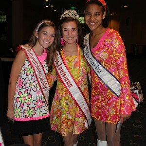 Miss Louisiana PreTeen along with 2011 NAM PreTeen and 2011 NAM All American PreTeen