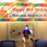 Happy Birthday NAM! From Miss Louisiana PreTeen