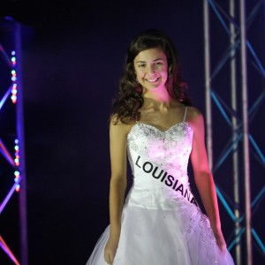Miss Louisiana PreTeen in Formal Wear