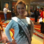 Adrienne Foret Miss Montville, CT Jr Teen Patriotic Attire