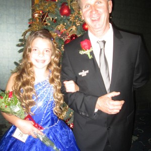 Marisa & Dad Formalwear