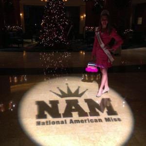 Anna Grace Smith TN Preteen 2012 interview suit in NAM Spotlight hotel lobby