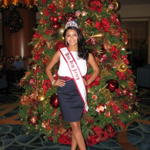 Miss New Jersey Jr.teen Alexis Cedeno
