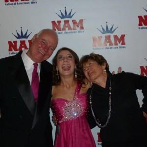 JrTeenAZ Sam Anderson with Mom & Dad NAM FUN!!