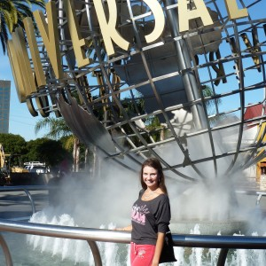 Universal StudiosJr.Teen Sam Anderson