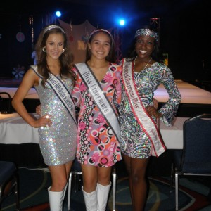 Reigning National Jr. Teen Queens