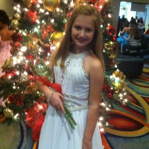 Jr Pre Teen All American Miss Pageant - Layra Grace Henry