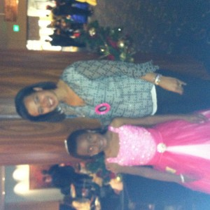 Kailyna and her mom