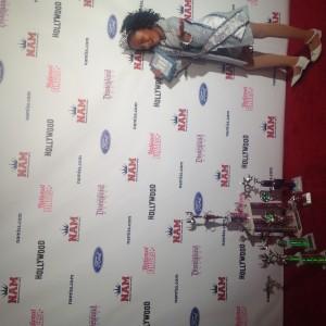 Red Carpet Awards... PA Princess Ajae
