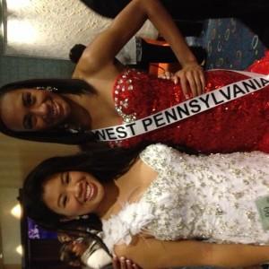Kimberly Sabol and Alyssa Gallagher