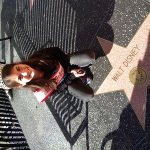 Walt Disney!