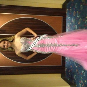Amber FL Jr Teen formal wear