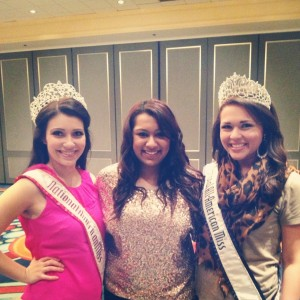 National American Miss and National All American miss 2011-2012