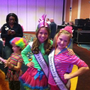 Alabama girls- Jr Pre- Tern All  American Miss.