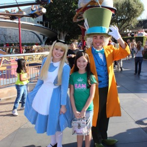 2012 NAM Nationals- Disney Day!  Jin Mei Howell Young, Miss Oakland