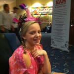 Preteen Katie Klein wishes NAM a happy 10th birthday!