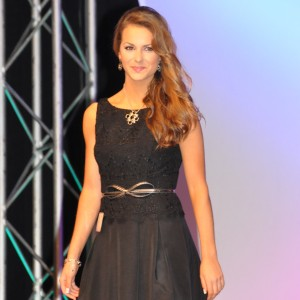 Camille Schrier 4th Runner Up National Casual Wear 2012
