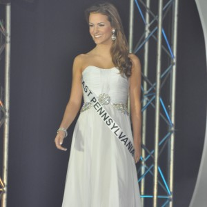 Camille Schrier 2012 Formal Wear