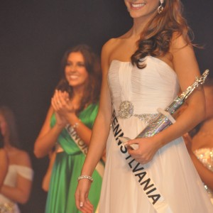 Camille Schrier Top 10  National Teen 2012