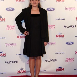 Brittney Johnson AZ Pre-teen interview in Red carpet Room