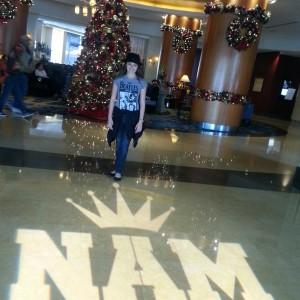 Hello NAM!