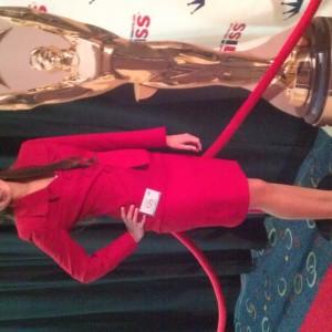 Miss Arkansas Preteen Kayla Roberts