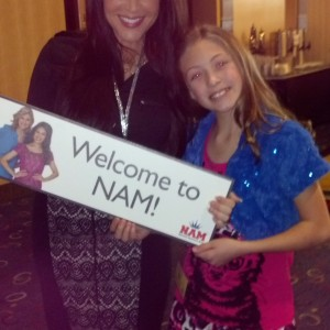 Jr. Pre Teen Sienna Larson from nevada with a state director