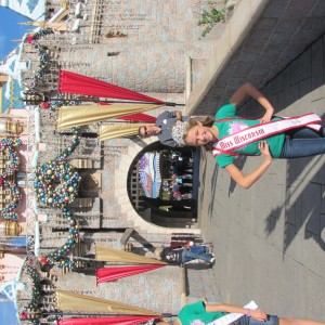 WI Pre-Teen Olivia Lulich at the Castle