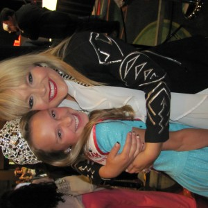 WI Pre-Teen Olivia Lulich with Breanne Maples