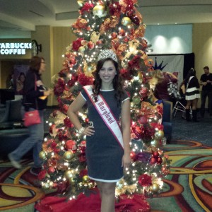 Miss Maryland Jr. Teen, Rachel Distefano, headed to orientation