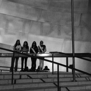 Walt Disney Concert Hall!!!