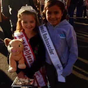 CA Queen and Princess