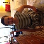 Emma Schroeder interview suit