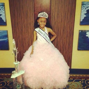 2013-2014 National All American Princess