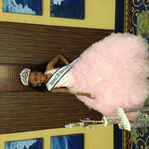Skyla Woodard, 2013-2014 National All American Miss Princess