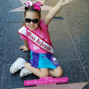 Miss Nebraska Princess Kadynce Mullins excited to find Walt Disney's star