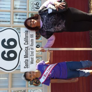Miss CT JR PRO Teen Balance McDuffie with Grandma