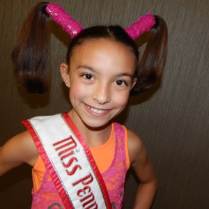 2014 MIss PA Jr Pre teen Kylie Paige At Crazy hair